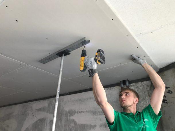 Как сделать грамотную звукоизоляцию потолка от соседей сверху