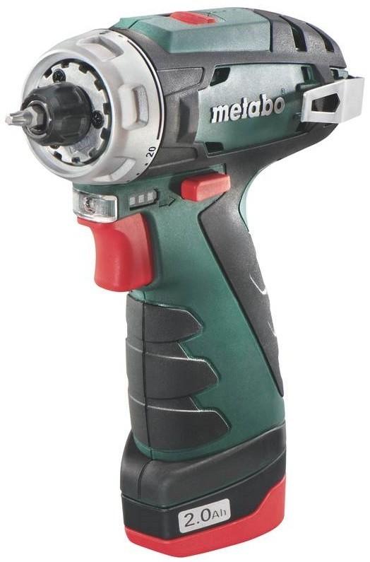 Metabo PowerMaxx BS без патрона
