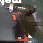 Аккумуляторная дрель-шуруповерт Metabo PowerMaxx BS, 10.8 В Li-ion 2х2 Ач