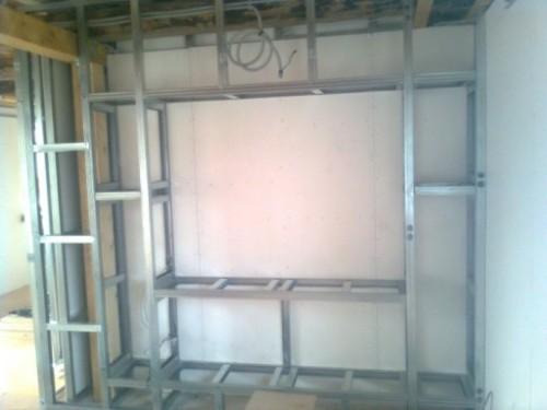 Шкаф из гипсокартона способы изготовки и ошибки при монтаже