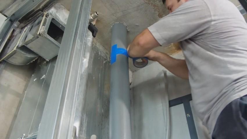 Как правильно производится звукоизоляция батарей отопления