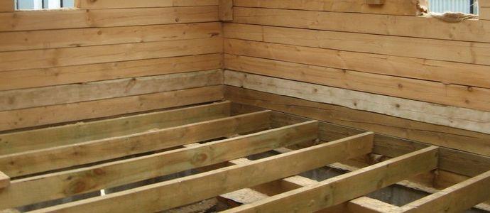 Обустройство дома как залить пол в подвале бетоном