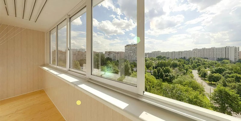 Шумоизоляция крыши балкона, отливов и козырьков