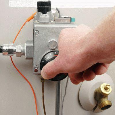 Ремонт газового обогревателя своими руками