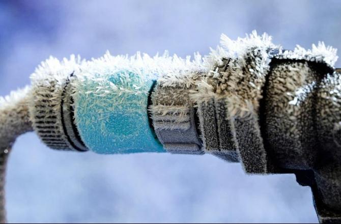 Комплексная защита труб от замерзания варианты утепления