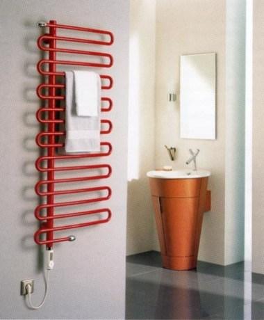 Выбираем обогреватель для ванной. Виды и возможности современных батарей отопления