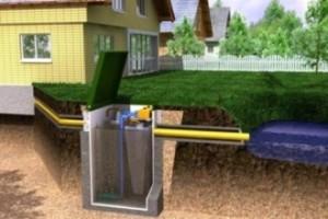 Как происходит укладка канализационных труб
