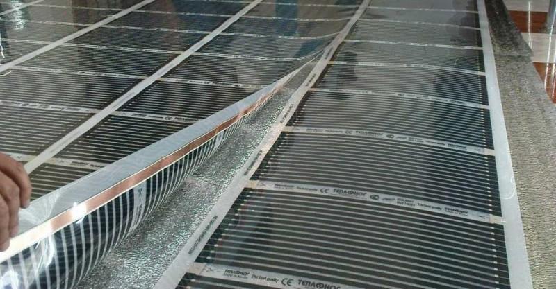 Комбинированное отопление построение системы радиаторы плюс теплый пол
