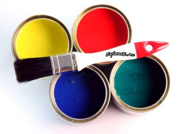 Тема Сквозь акриловую краску для батарей может проступить ржавчина
