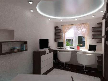 Как сделать потолок с неоновой подсветкой своими руками