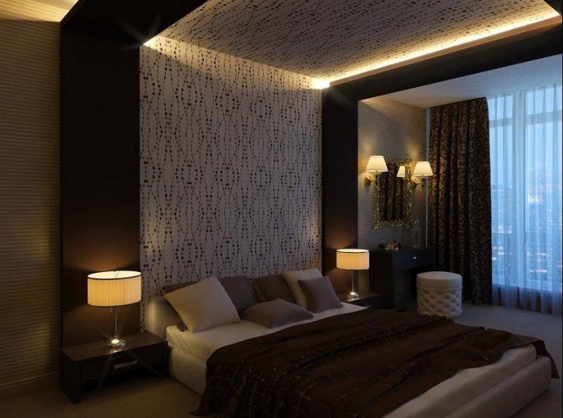 Черный потолок в квартире 80 нестандартных и стильных реализаций