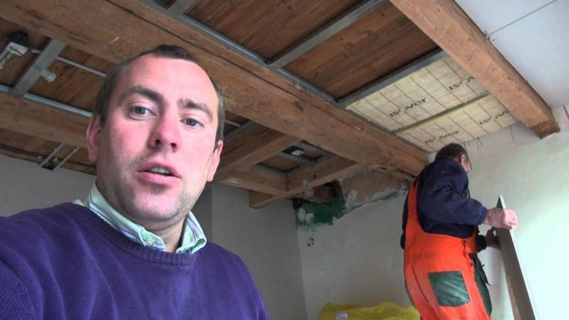 Как подшить потолок гипсокартоном инструкция мастера
