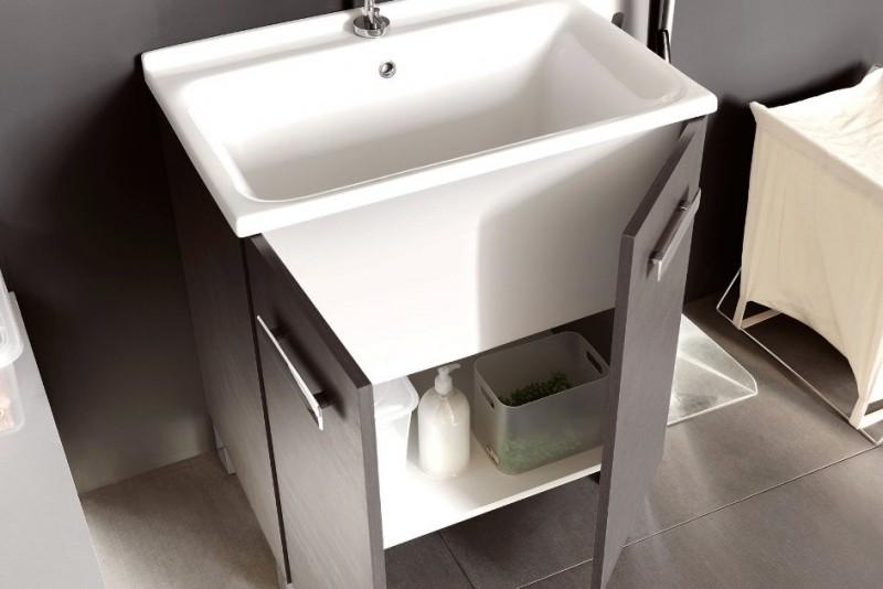 Как выбрать оптимальный размер раковины в ванную комнату