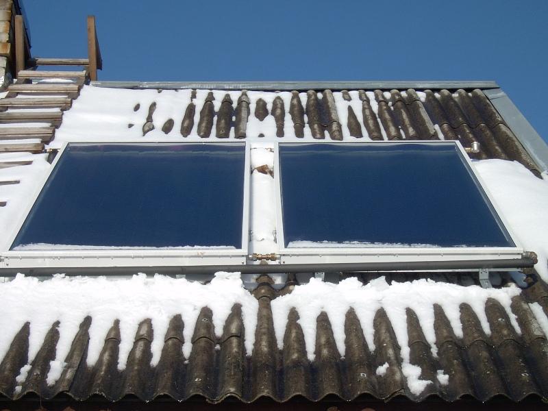 Солнечный коллектор сокол эффект