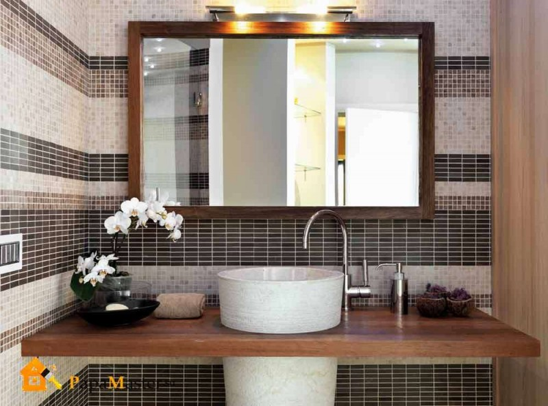 Как вывести грибок в ванной комнате