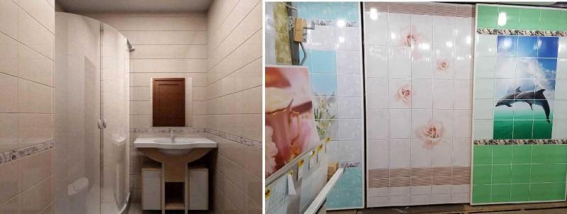 Какие выбрать обои для ванной