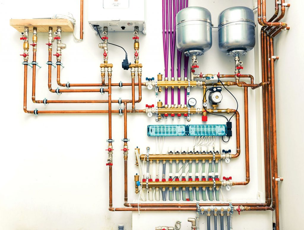 Система отопления закрытого типа в частном доме виды и схемы системы отопления закрытого типа
