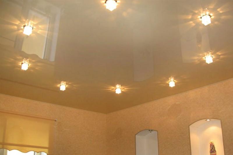 Как правильно выбрать натяжной потолок - отзывы специалистов