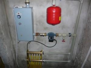 Что нужно знать при установке газового котла в ванной комнате