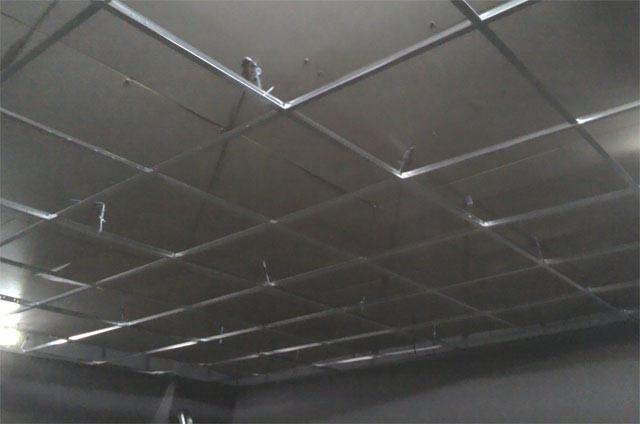 Стеклянные потолки выбор материала и самостоятельная установка