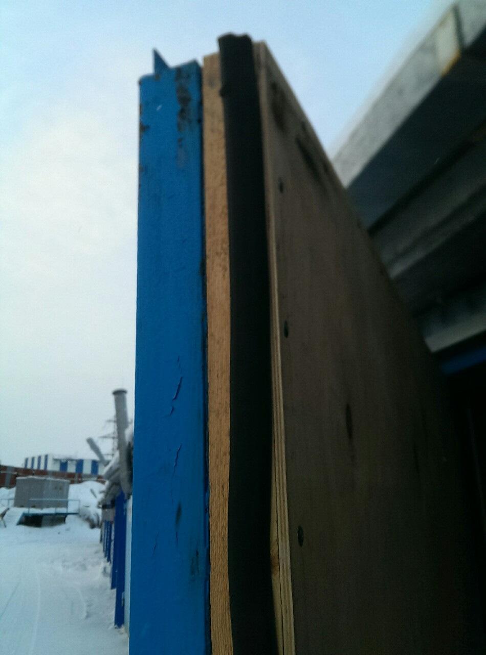 Сообщества                             Гаражные дела                             Блог                                 Герметизация щелей гаражных ворот