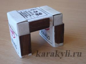 Как сделать печку из коробок своими руками в детский сад пошагово с фото