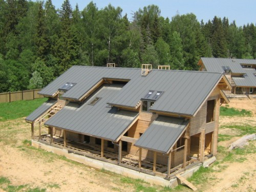 Полная инструкция по устройству теплой крыши