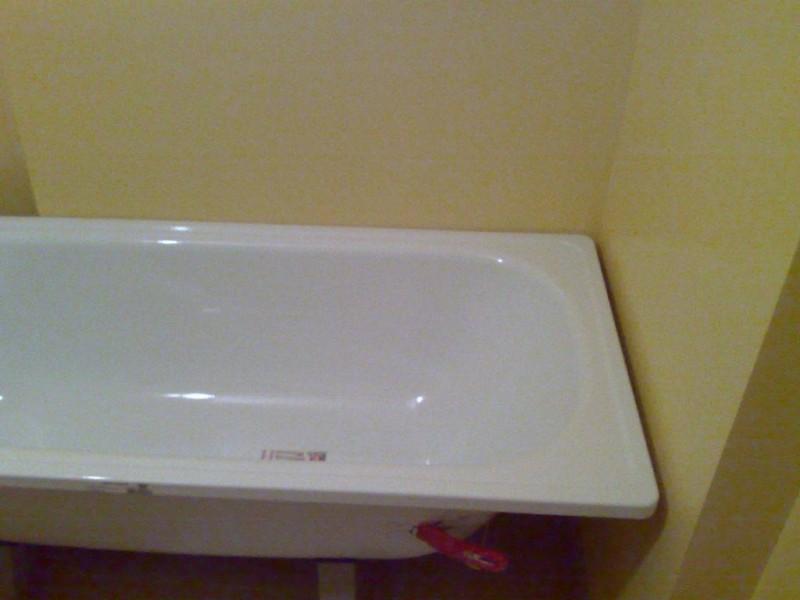 Как сделать герметизацию ванны со стеной своими руками