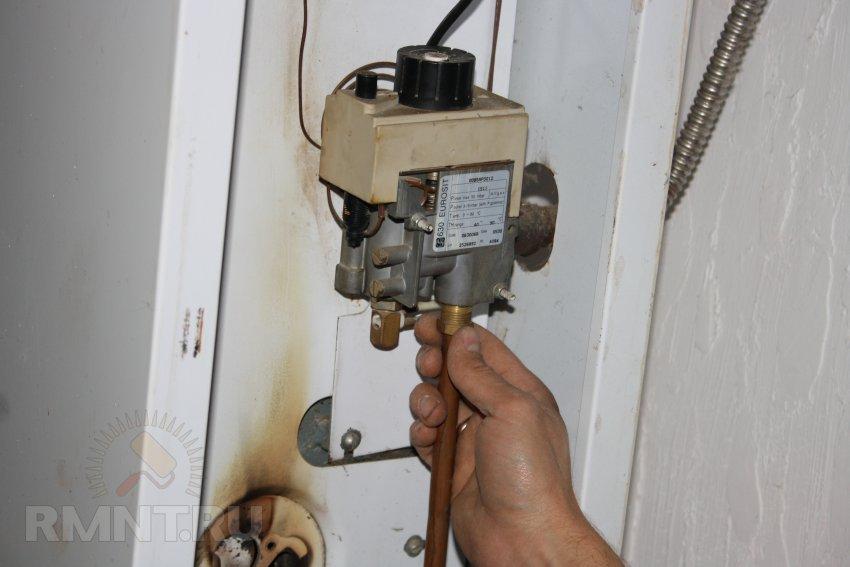 Газовый котел Кебер инструкция по эксплуатации, отзывы