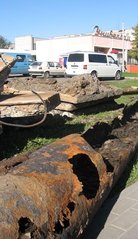 Перенос канализационного стояка
