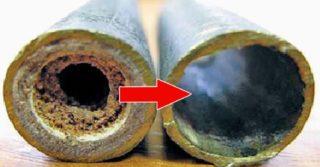 Как очистить металлическую трубу от ржавчины 4 самых эффективных способа