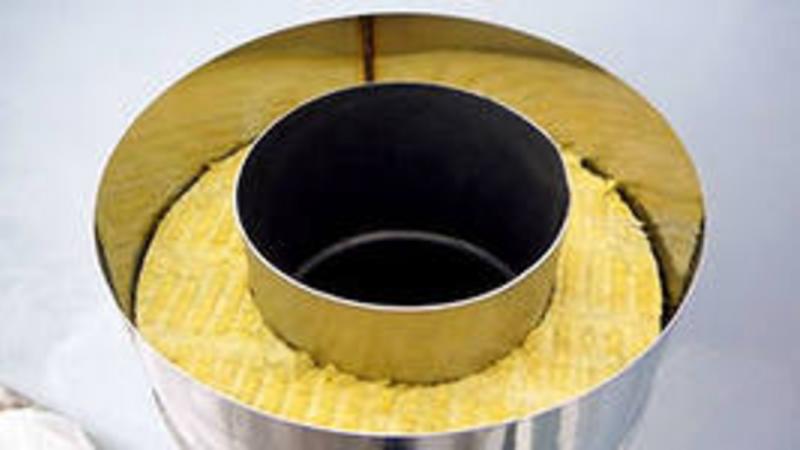 Как качественно и безопасно утеплить трубу дымохода